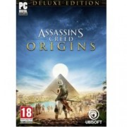 Assassins Creed Origins Deluxe Edition, за PC (код)