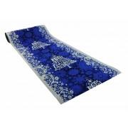 Tappeto MERRY CHRISTMAS passatoia 67x105 cm.