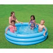 Bazén nafukovací dětský CRYSTAL - 3 komorový 147x33