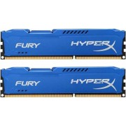 DDR3 8GB (2x4GB), DDR3 1866, CL10, DIMM 240-pin, Kingston HyperX Fury HX318C10FK2/8, 36mj