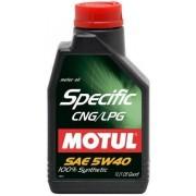 Ulei motor Motul Specific CNG/LPG, 5W-40, 1L