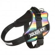Julius-K9 IDC® Powerharness Hundsele - Rainbow