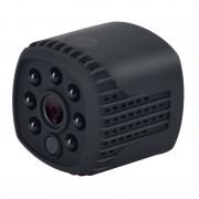 V12 Mini 1080P HD WiFi IP-Camera steun infrarood nachtzicht & bewegingsdetectie & TF kaart (128 GB Max) (zwart)