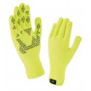 Sealskinz Ultra Grip Road Handskar, Fluo - : Medium (9)
