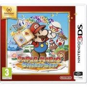 Videojuego Nintendo 3DS SELECTS Paper Mario Sticker Star