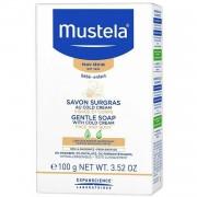 Mustela Saponetta Mustela alla Cold Cream per Pelli Secche 100 gr