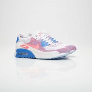Nike wmns air max 90 ultra 2.0 flyknit White/Racing Pink