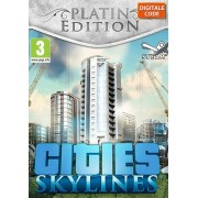Cities: Skylines Platinum Edition PC Steam CDKey/Code Download