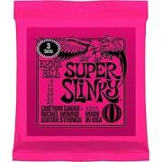 Ernie Ball Super Slinky Nickel Wound Sets .009-.042 (3 Pack)