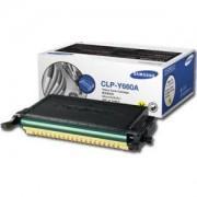 Тонер касета за Samsung CLP-610ND / Samsung CLP-660N / Samsung CLX-6200FX / Samsung CLX-6120FX ( CLP-Y660A )