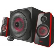 Trust 20723 Casse Pc Gaming Speaker Sistema 2.1 Subwoofer In Legno Potenza 120 Watt - 20723 Gsp-421