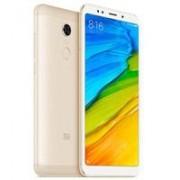 Telefon Xiaomi Redmi 5 Plus 3/32G Gold Android 7.1 5MP+12MP