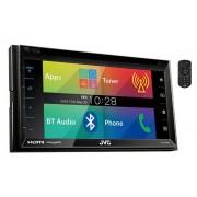 JVC KW-V620BT 200W Bluetooth Nero autoradio