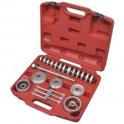 vidaXL Set scule extragere & montare rulmenți roți