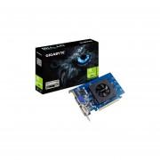 Tarjeta De Video NVIDIA GeForce GT 710 Gigabyte, 1GB GDDR5, 1xHDMI, 1xDVI, 1xVGA, PCI Express X8 2.0 GV-N710D5-1GI