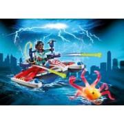 Playmobil Zeddemore con Moto de Agua