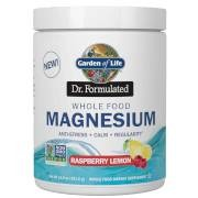 Garden of Life Magnesium Raspberry Lemon 421.5g Powder