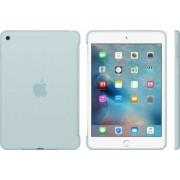 Husa Silicone Apple iPad mini 4 Turquoise Albastru