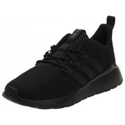 Adidas Questar Flow Tenis para Correr para Hombre, Color Core Black/Core Black/Core Black, 9.5