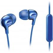 Slušalice Philips SHE3705BL/00, silikonske bubice sa mikrofonom, Plave