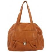 Pieces Väska Jasmine Stor läder