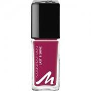 Manhattan Make-up Uñas Fall Collection Tribal Nature Last & Shine Nail Polish N.º 875 Magnetic Blue 10 ml