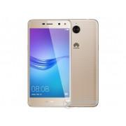 Telefon Huawei Y6 2017 Dual Sim, Gold (Android)
