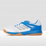 adidas Speedcourt indoorschoenen blauw/wit heren