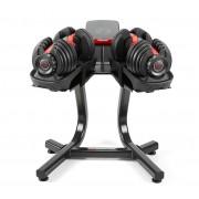 Bowflex Haltères Bowflex 1090i SelectTech + Support