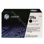 Тонер HP 09A за 8000/5Si (15K), p/n C3909A - Оригинален HP консуматив - тонер касета