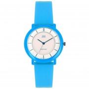 Reloj Q&Q VQ94J015Y Azul Transparente