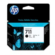 Cartucho de tinta HP 711 negro 80ml Designjet Ink CZ133A