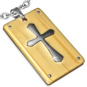 Pandantiv Medieval Cross B1806