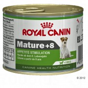 Royal Canin Mini Mature + 8 - 12 x 195 g