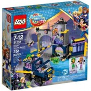 Lego super hero girls il bunker segreto di batgirl