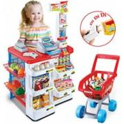 Supermarket set de joaca 24 accesorii Kids Role Play Toy