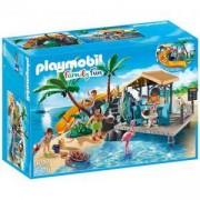 Комплект Плеймобил 6979 - Бар на остров, Playmobil, 2900189