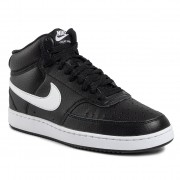 Обувки NIKE - Court Vision Mid CD5466 001 Black/White