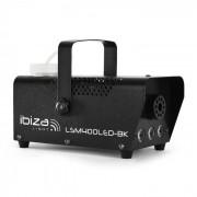LSM400LED-BK Mini Máquina Fumo Nevoeiro Âmbar LED