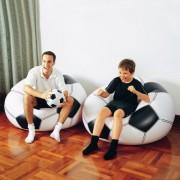 Надуваем фотьойл кресло Бестуей Bestway 75010