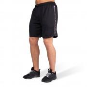 Gorilla Wear Reydon Mesh Shorts - Zwart - S