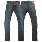 Rokker Resin Jeans Byxor Blå 30