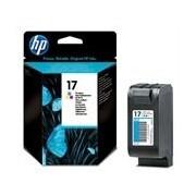 HP 17 Cartucho de tinta (HP C6625A) color