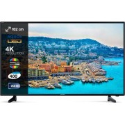 Sharp Lc-40ug7252e Tv Led 40 Pollici 4k Ultra Hd Hdr Dvb T2 / S2 Smart Tv Internet Tv Hbb Tv Wifi Lan Hdmi - Lc-40ug7252e Aquos (Garanzia Italia)