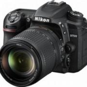 Aparat Foto DSLR Nikon D7500 20.9MP + Obiectiv 18-140mm VR