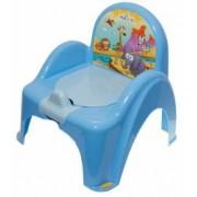 Olita Mini toaleta Safari Jungle Albastru copii bebelusi