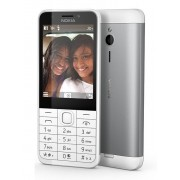 """GSM, NOKIA 230, 2.8"""", Silver"""
