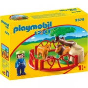 Set de joaca Playmobil, 1.2.3 Tarc Lei