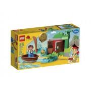 Lego Jakes Treasure Hunt (Gold) (10512)