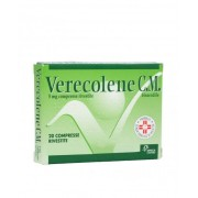Verelibron Srl Verecolene C.M. Integratore Alimentare 5mg 20 Compresse Rivestite